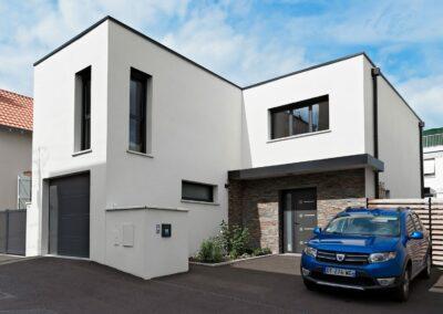 Label_Habitat_Construction_Habitations_Mitoyennes_Clermont-Ferrand_Façades