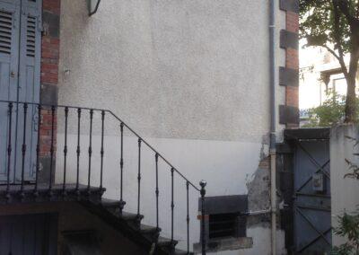 Label_Habitat_Rénovation_Hôtel_Particulier_Chamalières_Vue_Extérieure_Avant_Travaux