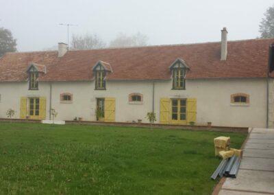 Label_Habitat_Rénovation_Rendez_Vous_de_Chasse_Cours_Intérieure